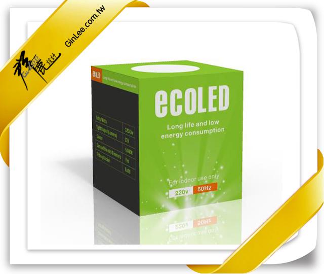 通過綠色的包裝設計能夠讓更多的商品有更多的知名度