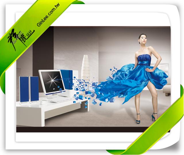 印刷品-海報-科技海報和人文的緊密結合